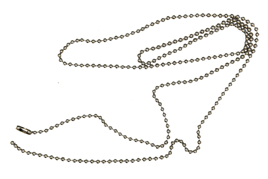 Ball Chain Lanyard