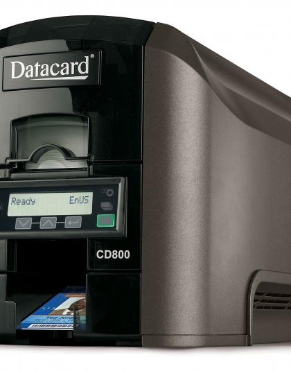 CD800 Card Printing Machine