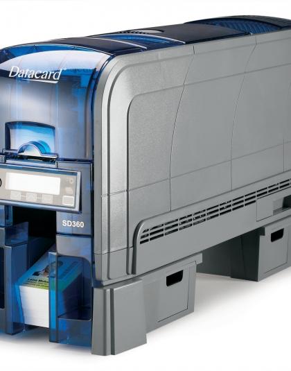 SD360 DataCard Plastic Card Printing Machine
