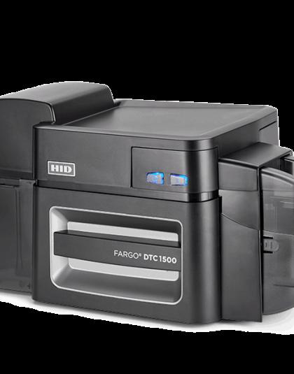 Fargo Membership Card Printing Machine - Fargo DTC 1500