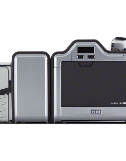 Fargo HDP5000 ID Card Printer - Staff Smart ID Card Printers