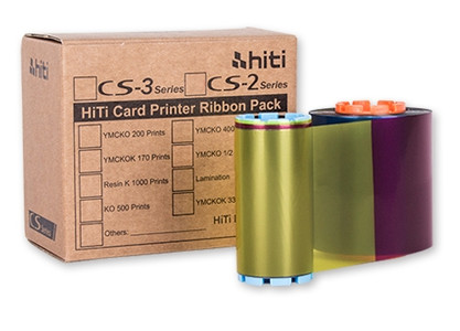 HiTi CS2 YMCKO Ribbon