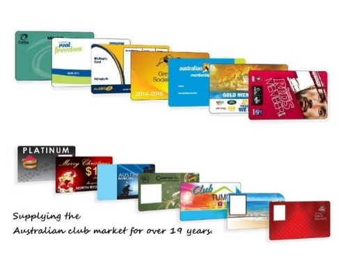 Membership Cards for Clubs & Associations