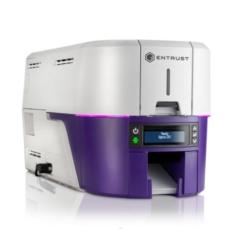 Sigma DS1 Secure ID Card Printer