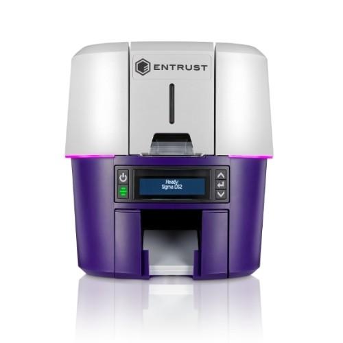 Sigma Ds2 Secure Card Printer Machine
